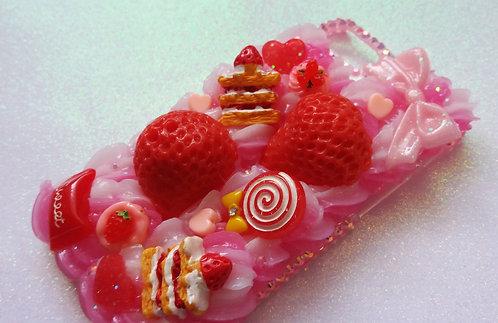 Assorted Designs : Sweet Strawberry Shortcake