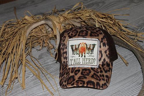 Y'all herd Hat