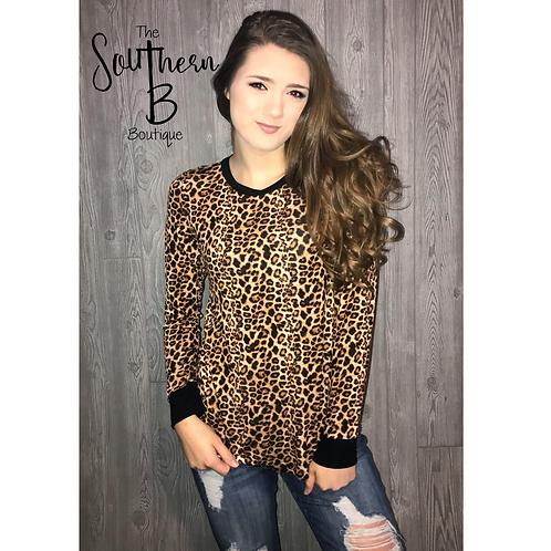 Cheetah Full long sleeve