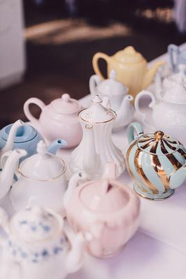 Teapots 2014