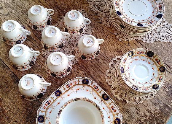 Beswick and Sons Warwick China Tea Set