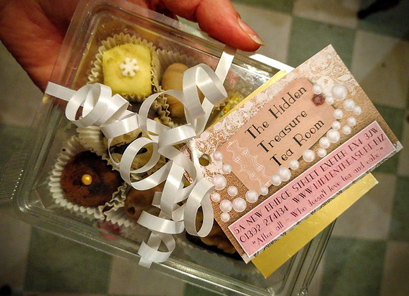 Wine and Handmade Chocolates Gift Set