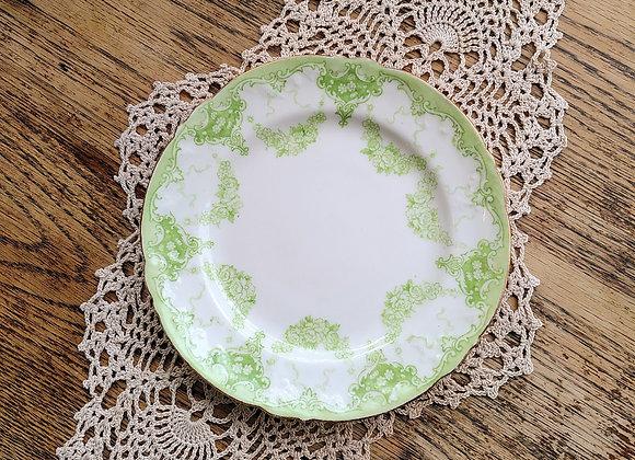 Antique Tea Plates