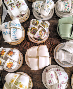 Vintage Tea Sets for Sale