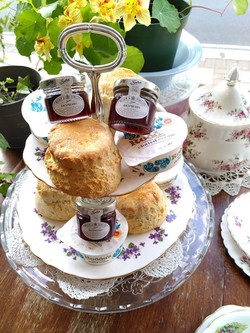 Devon Cream Tea 2020