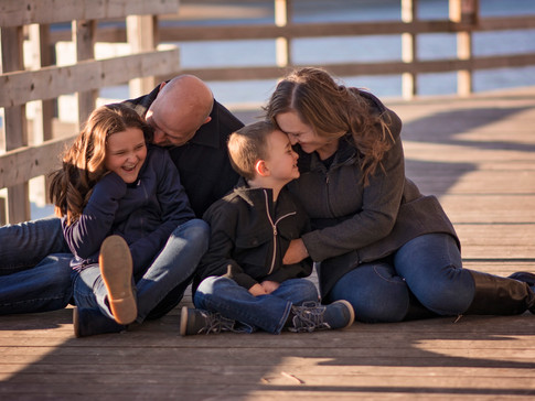 The best location to take family photos