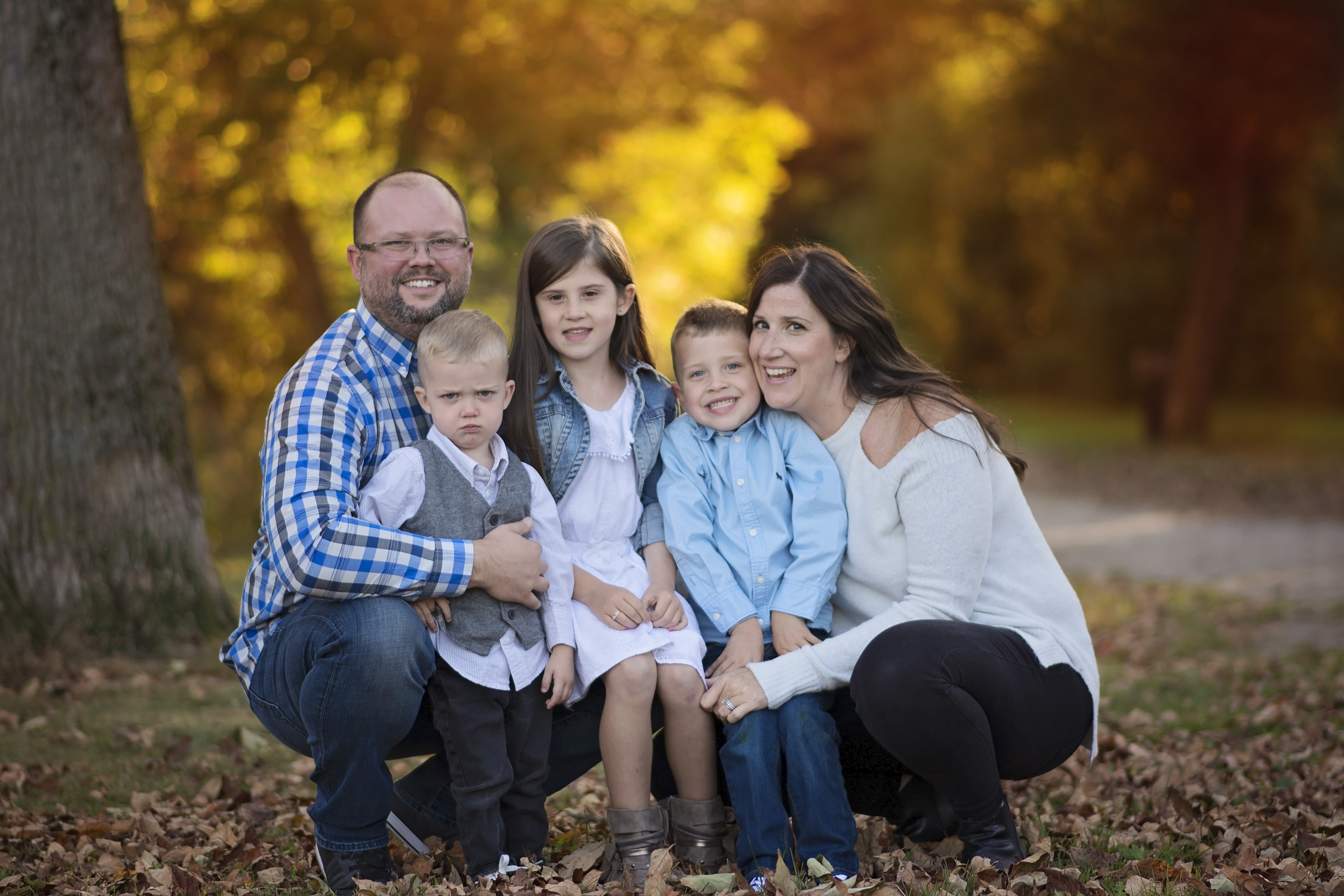family session lowville park