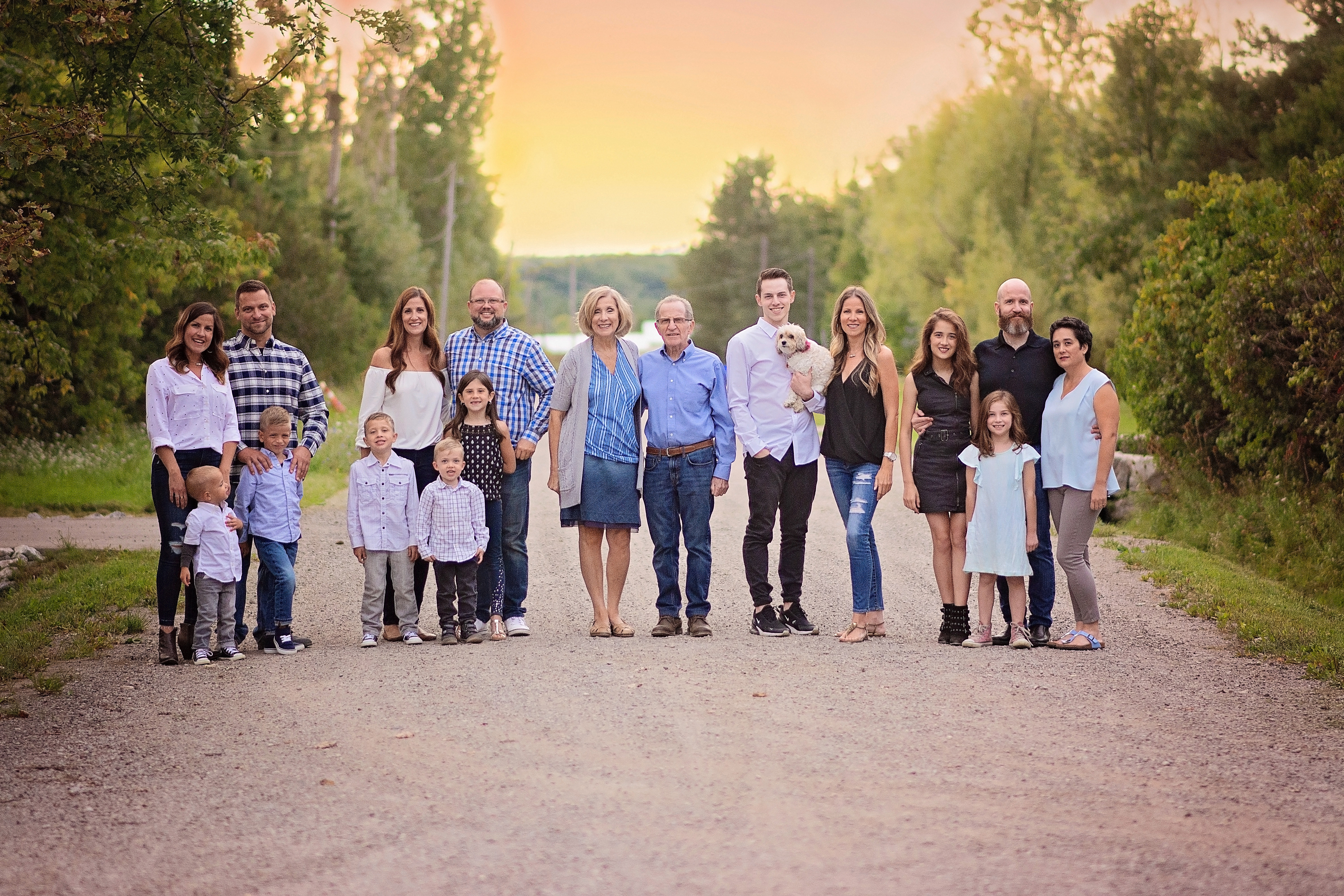 extended family session