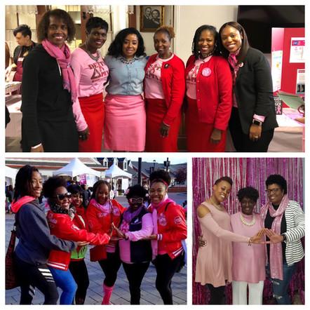 2018 Breast Cancer Awareness Weekend