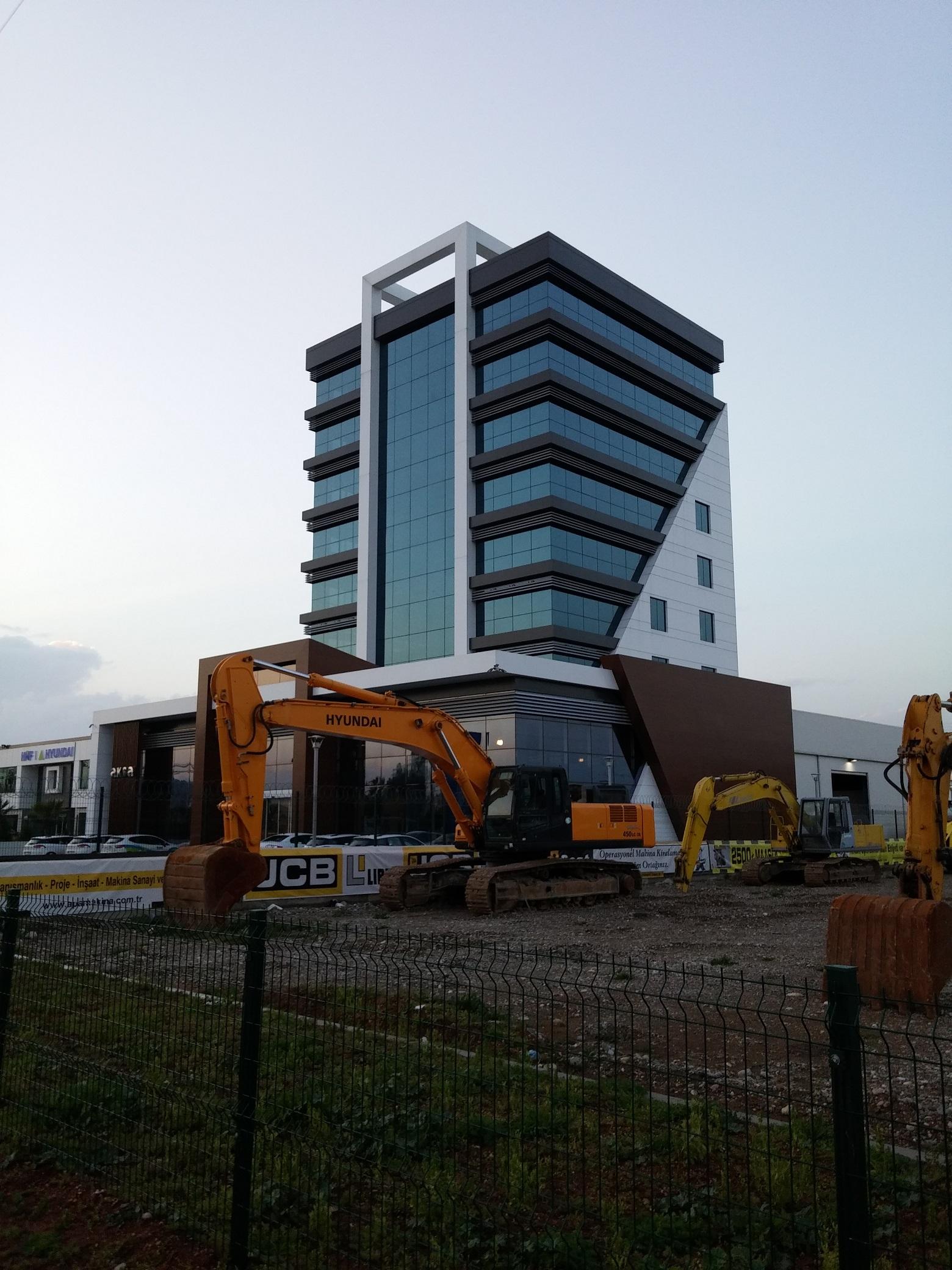 Aksa Jeneratör - Adana