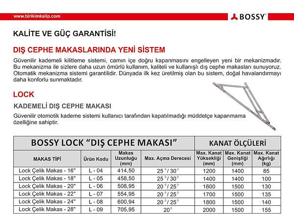 bossy makas