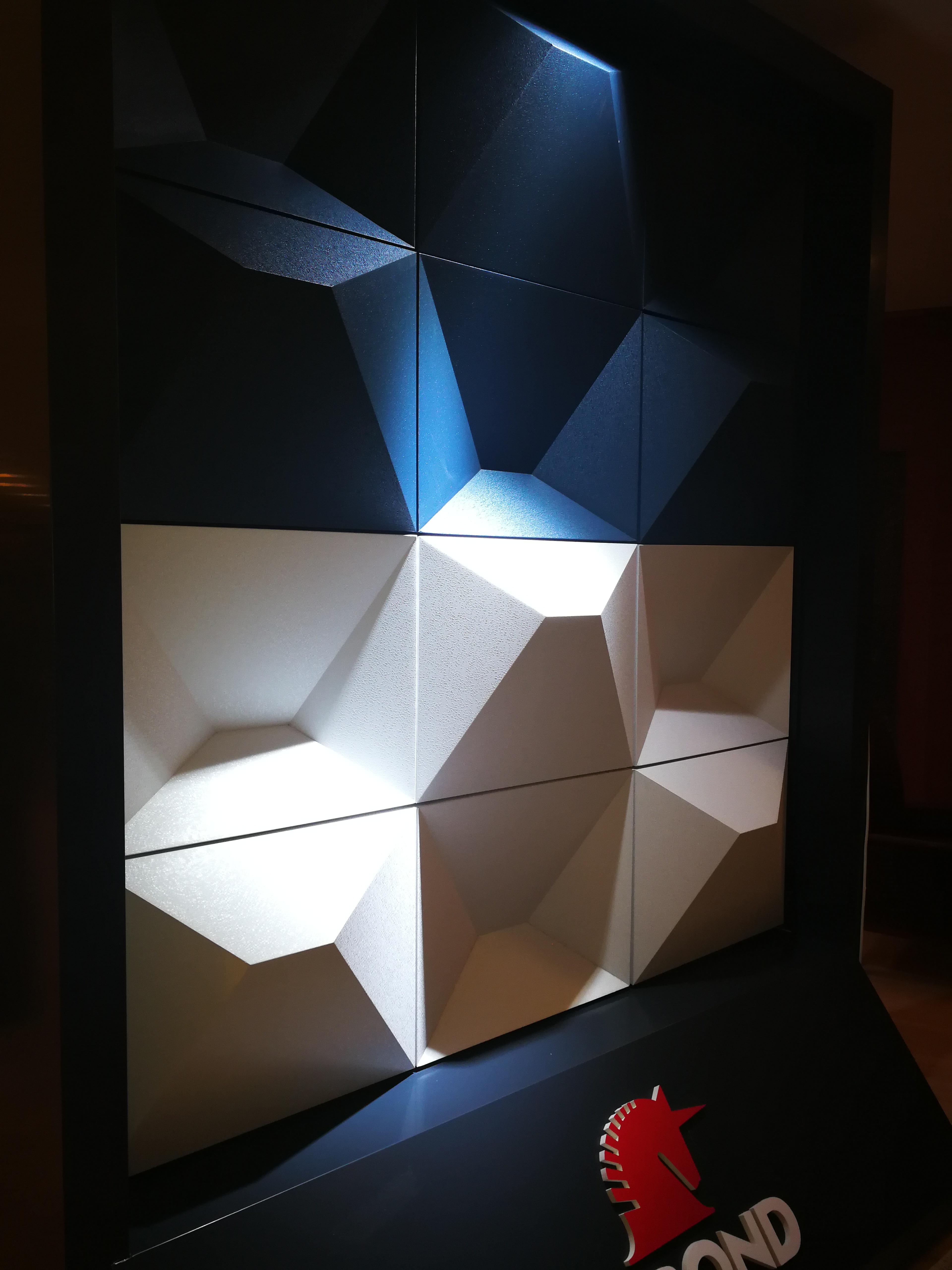 3d Kompozit Panel Sanatı