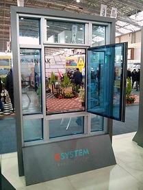 e system alüminyum içe açılır silikon cephe