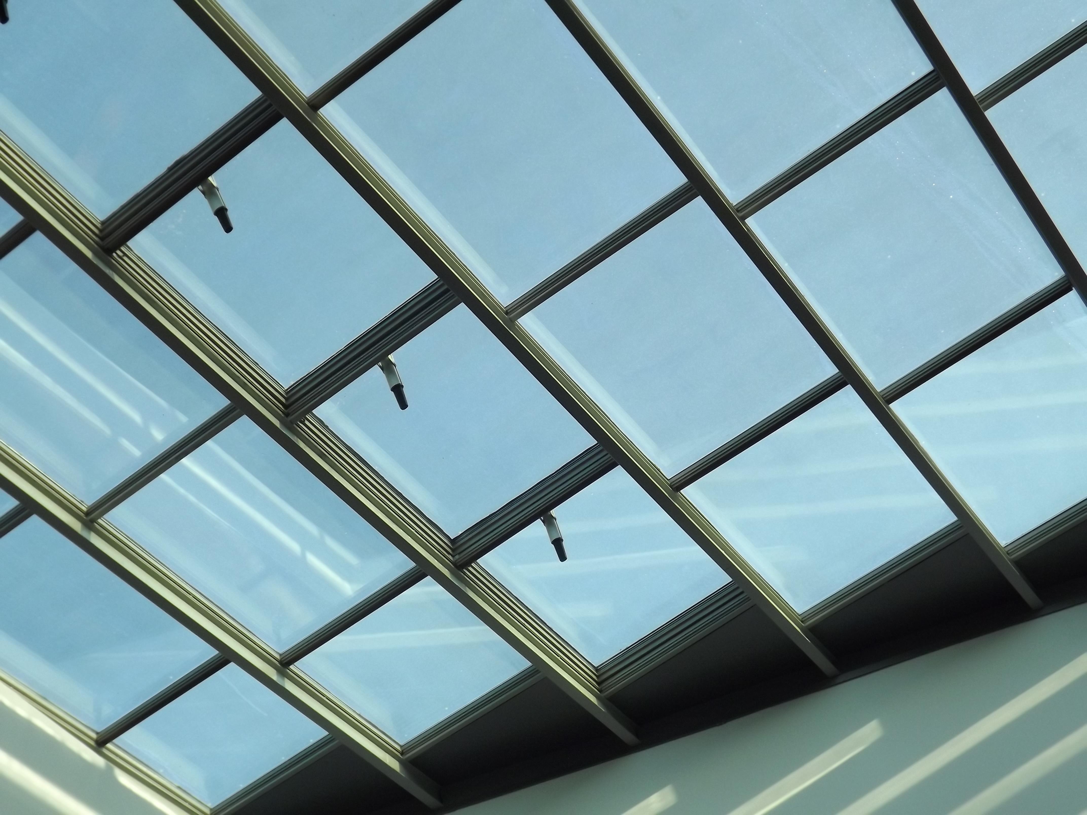Alüminyum Skylight Sistemleri