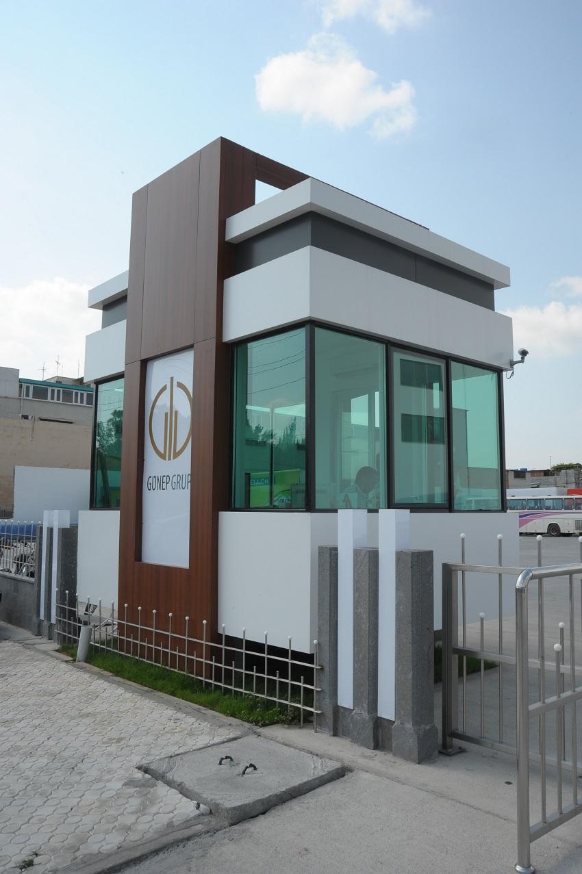 Günep istikbal idari bina Güvenlik