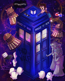 Time Wimey - 10th Doctor