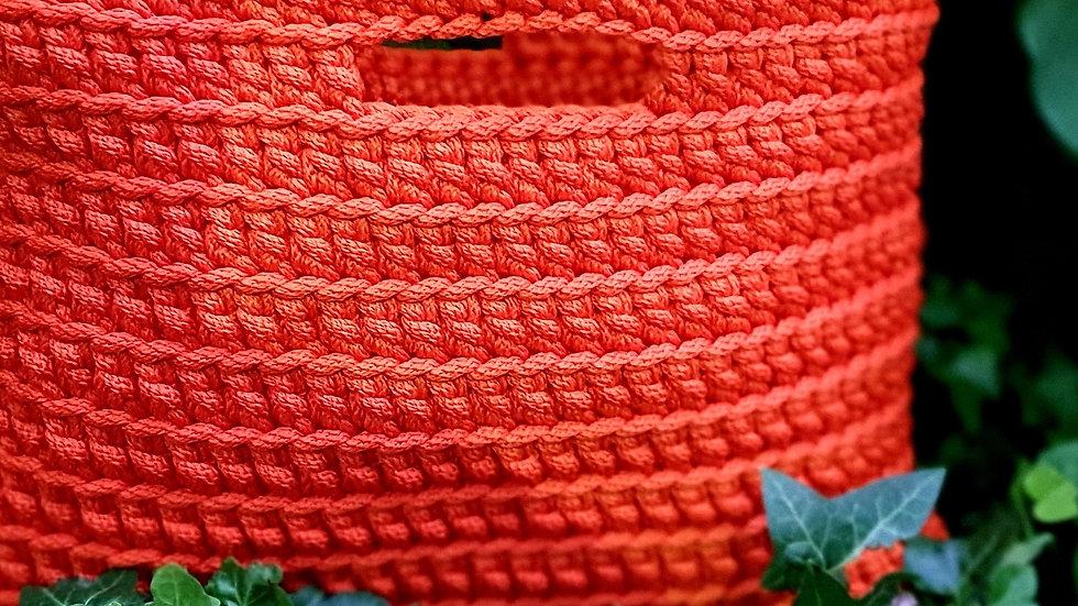 Crochet Rope Bag