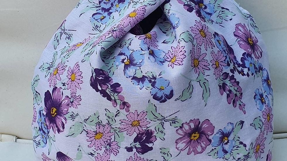 Japanese Style Knot Bag Women Wrist Bag