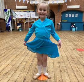 Junior Ballet!