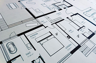 Plan Grundriss Einfamilienhaus