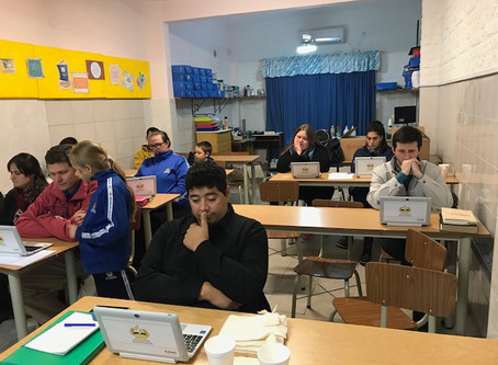 Capacitación Escuela Adventista de Capitán Bermúdez, Santa Fe.