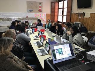 Colegio Sagrada Familia de La Plata incorpora Aula Digital