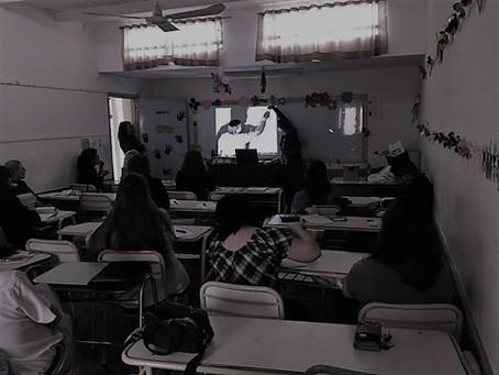 Instituto Leopoldo Lugones de la ciudad de Ordoñez, Córdoba, implementa y capacita aula digital