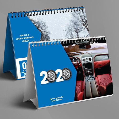 Calendar Masini