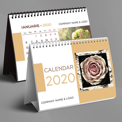 Calendarul Vintage