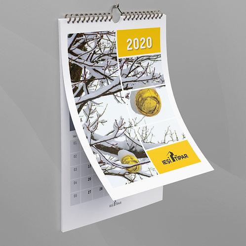 Calendarul Galben