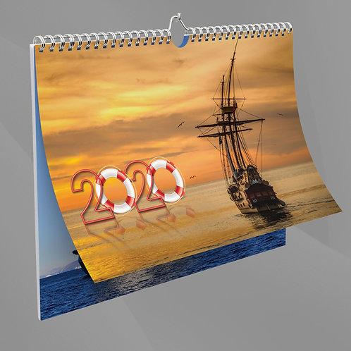 Calendar Vapoare