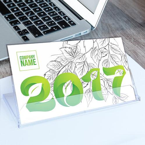 Calendar - Green