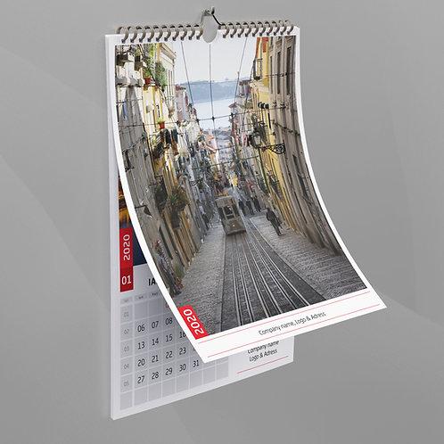 Calendar Capitalele Europei