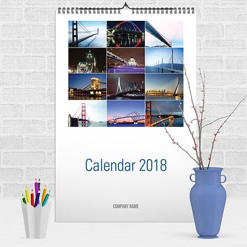 Calendar - Poduri