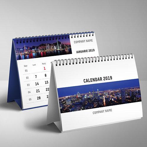 Calendar City Night