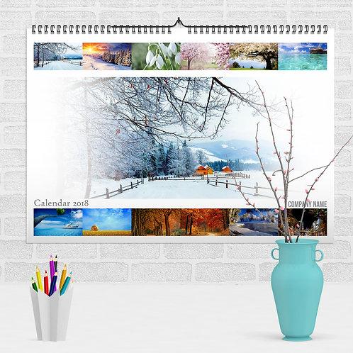 Calendar - Anotimpuri