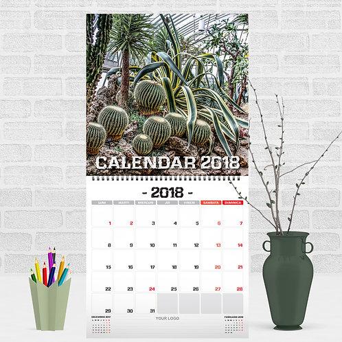Calendar - Cactusi