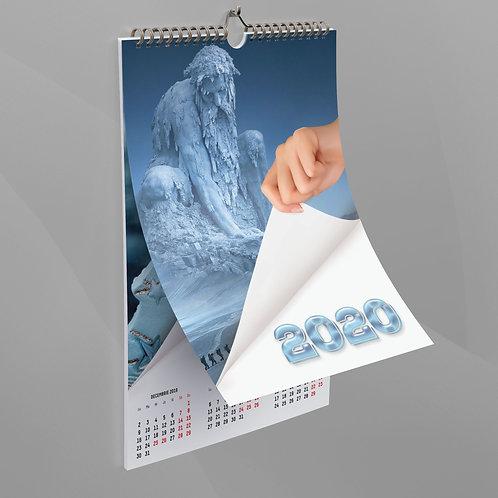 Calendar Anotimpuri