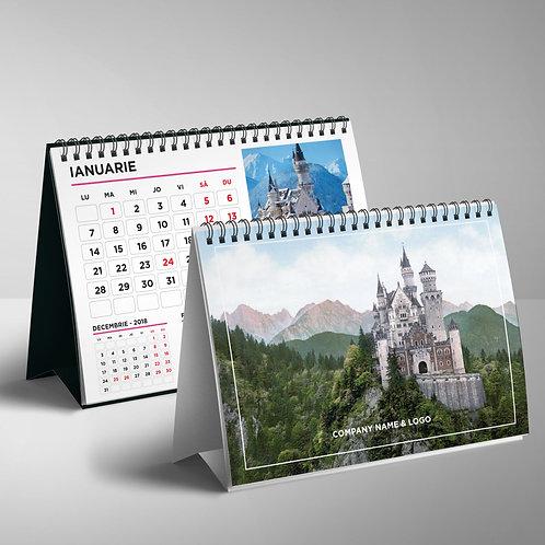 Calendar Castele