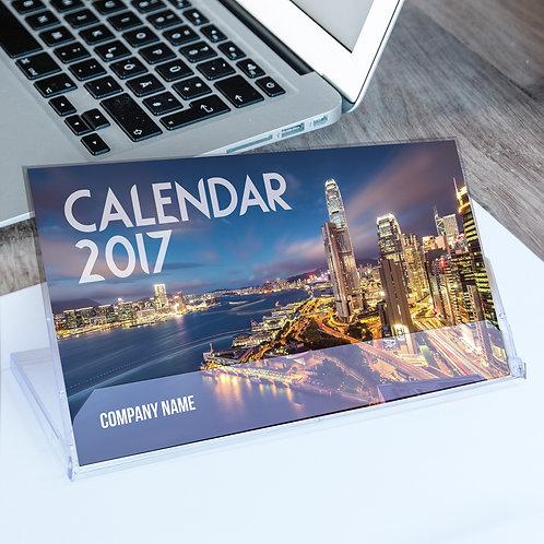 Calendar - City Lights