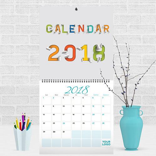 Calendar - Imagini Paper Cut