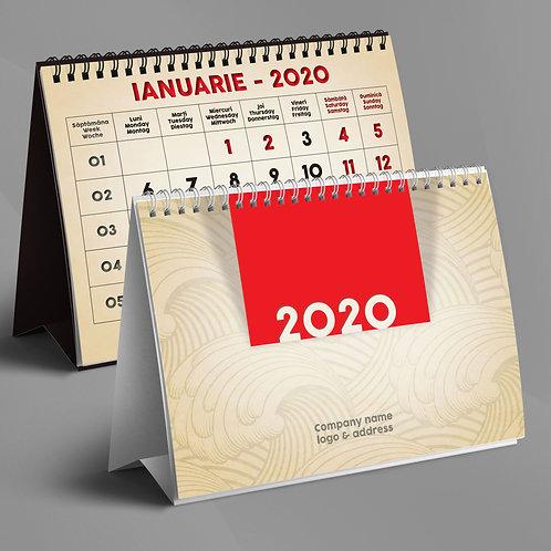 Calendarul Kraft
