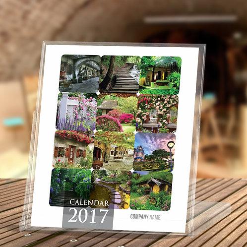 Calendar - Garden