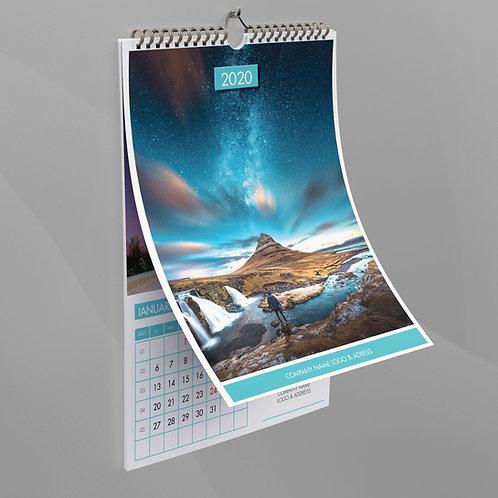 Calendar Aurora Boreala