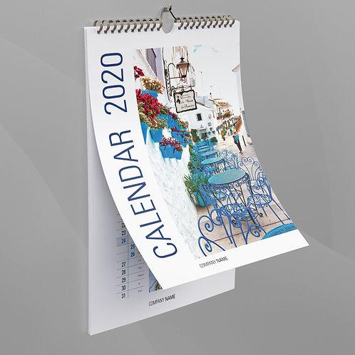 Calendarul Albastru