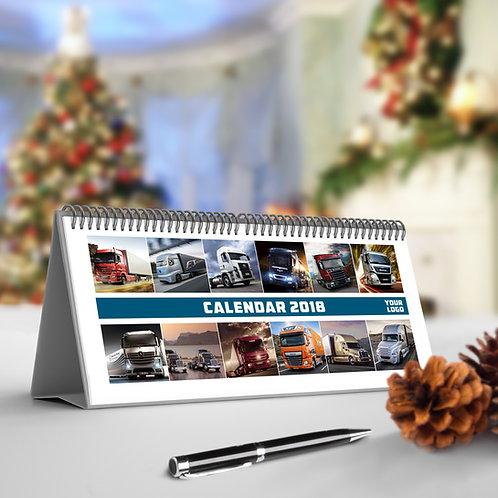 Calendar - Camioane