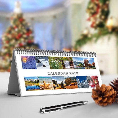 Calendar - Peisaje
