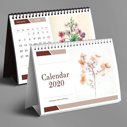 Calendar Plante