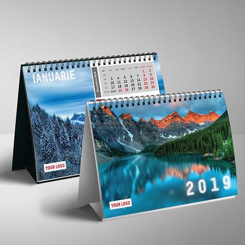 Calendar Triptic cu imagini