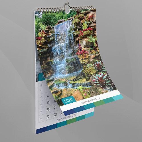 Calendar Parcuri, Gradini
